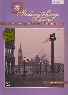 26 italian songs and arias high - 5