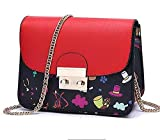 Purses and Handbags Fashion Coach Bags Large Shoulder Bags for Women (Red) -  Ephraim