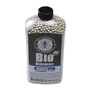 G&G Bio BB 0.28g (Bottle/5600 Pellets) (White)