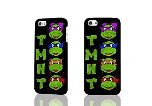 TMNT Teenage Mutant Ninja Turtles 3D Rough Case Skin ...