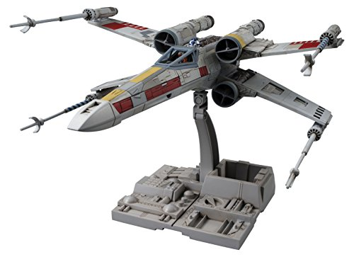 Bandai Hobby Star Wars 1/72 X-Wing Star Fighter Building Kit (Hobby Kit Star Wars)