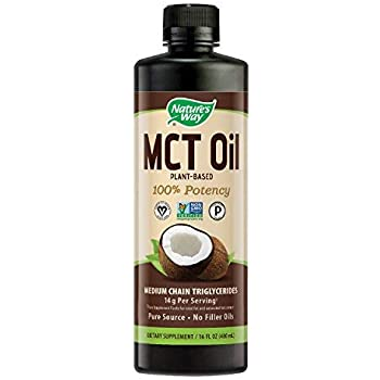Amazon Com Now Foods Mct 100 Oil 32 Fl Oz Health Personal Care