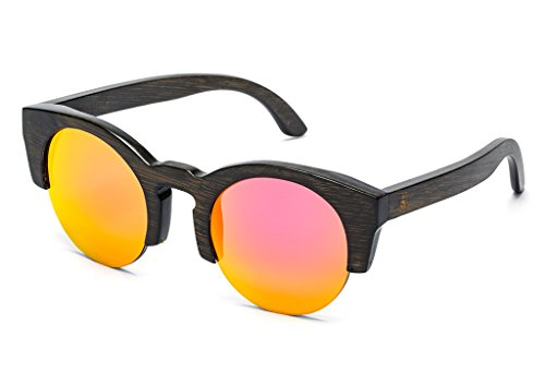 Polarized Bamboo Sunglasses Tree Tribe product image