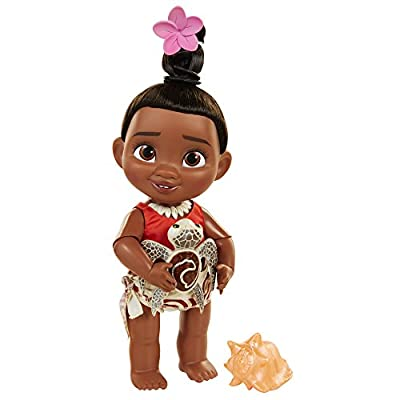 Moana Disney Giggling Baby Doll: Toys & Games