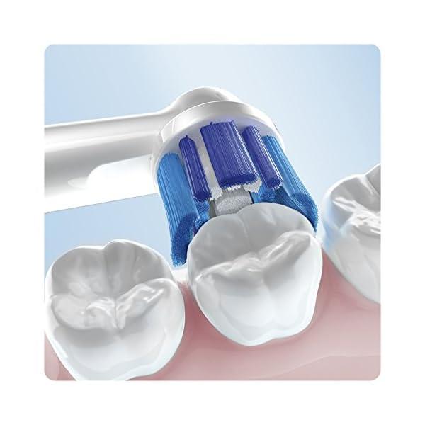 Oral-B Pack de 4+1 Cabezales para Cepillos de Dientes Recargables - Precision Clean EB20 12