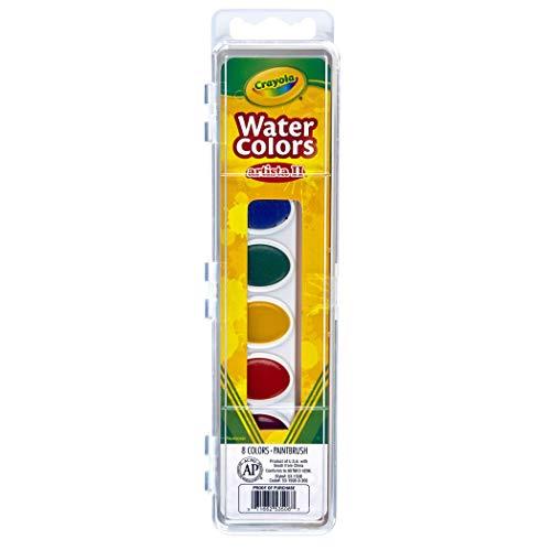 Crayola Artista 8 Semi-Moist