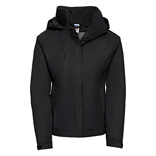 Russell 510F-36-3XL - Chaqueta para mujer Hydra Plus 2000, talla 3XL, color negro