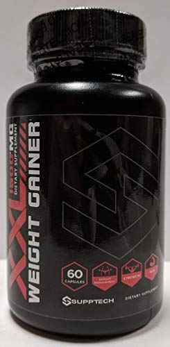 (XXL Weight Gainer | Pill Appetite Stimulant, Get Thick 60 Capsules by)