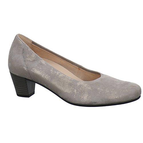 Gabor 66.180.93 - Zapatos de vestir para mujer pardo