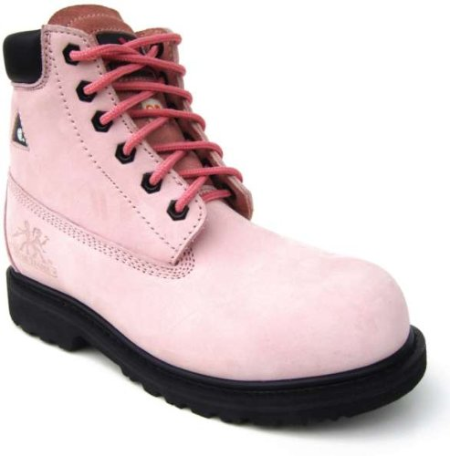 Xtreme Pink Women's Trades Nubuck Betsy Moxie 0xIt5qw