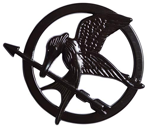 New Katniss Everdeen Mockingjay Pin Costume