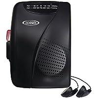JENSCR70 - JENSEN SCR-70 Cassette Player Recorder with AM FM Radio