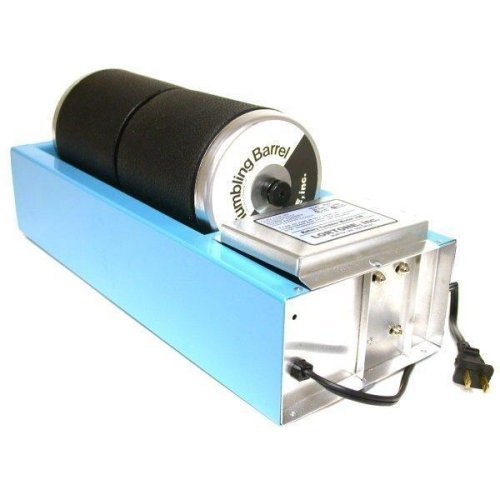 Lortone Lapidary Double Barrel Rock Tumbler 33B by Lortone