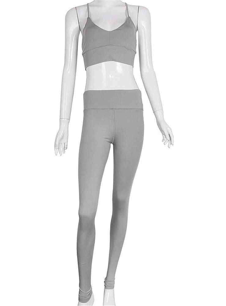 XXSPU Sportbekleidung Yoga-Bekleidung Trainingsbekleidung Fitness-Bekleidung Sportbekleidung für Damen Sportbekleidung Laufbekleidung