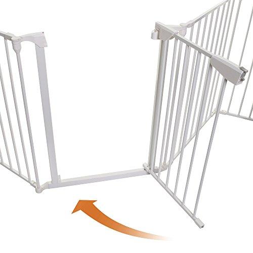 Dreambaby Newport Adapta Gate (White) by Dreambaby (Image #1)