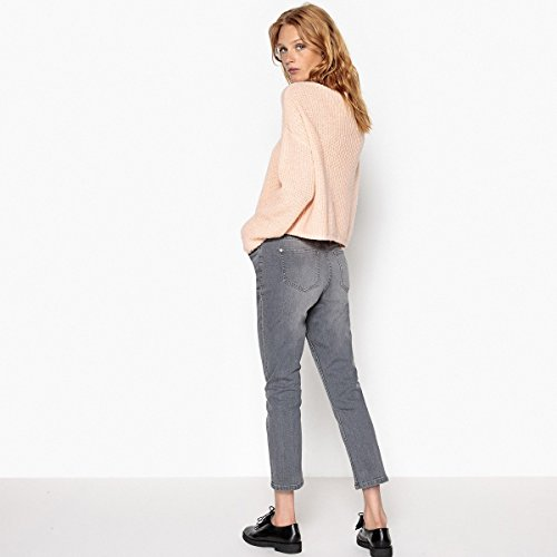 Collections Cropped La Jeans 28 Redoute 42 Donna Grigio Taglia Us 5pxw6xq