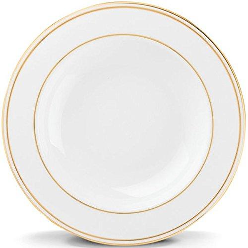 Lenox Federal Gold Bone China Pasta Bowl/Rim (China Gold Rim)