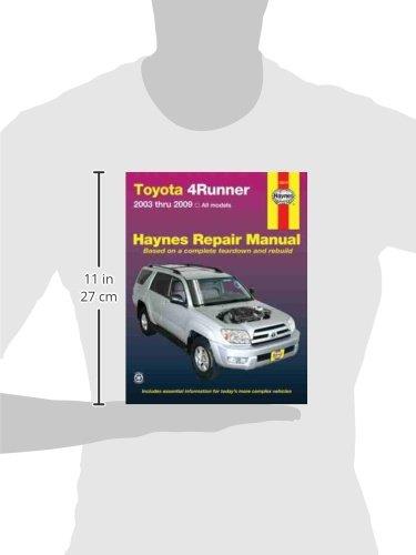 Toyota 4Runner, '03-'09