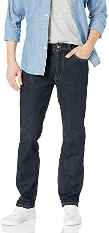 Levi's Męskie 514 Straight Fit Jeans, Reiniger – dehnbar ohne Wasser, 32W / 30L: Odzież