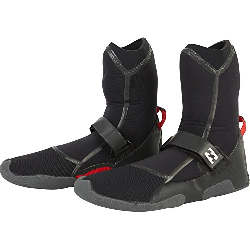 Billabong Men's 5Mm Furnace Carbon X Split Toe Boot Black - Manufacturers Wetsuit