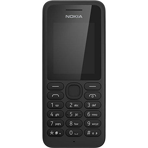 """8 opinioni per Nokia 130 Telefono cellulare compatto, Dual SIM, 1.8"""""""