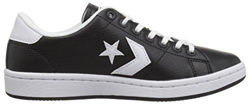 Converse Lifestyle All-Court Ox, Sneakers Basses Femme Noir (Black/White/Black 001)