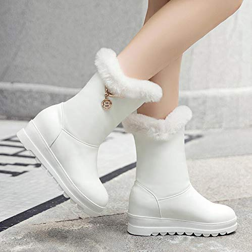 Boots Are Shoes Children'S And AGECC Boots Winter Short In Boots And White Increased Autumn v6qPw6ZnxX