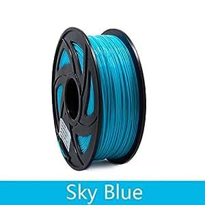 Amazon.com: W-Shufang,3D 42 Colors PLA 3D Printer 1KG 1.75mm ...
