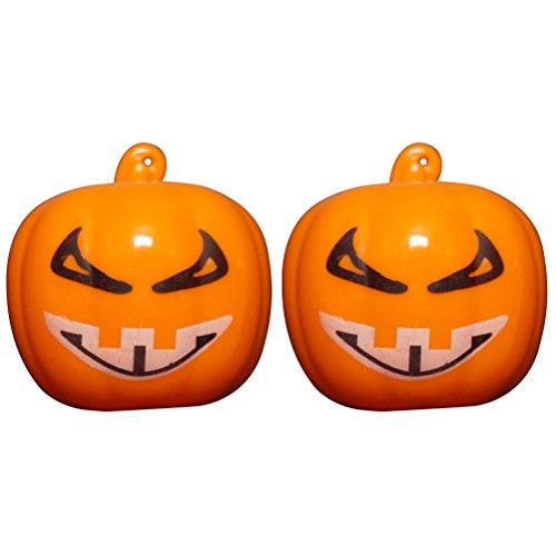 LUOEM LED Pumpkin Nose Halloween Cosplay Costume Light