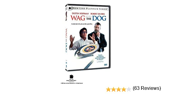 NEW Wag The Dog (DVD): Amazon ca: Dustin Hoffman, Robert de