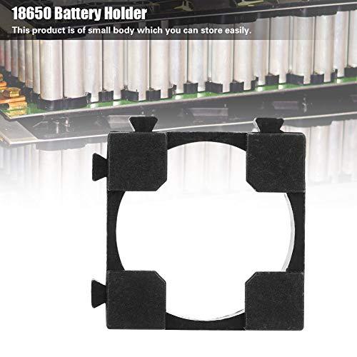 10 Stück 3-fach Zellenhalter für 18650 Battery Pack Holder Bracket Halterung