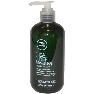 Tea Tree Hair and Body Moisturizer Paul Mitchell Moisturizer Unisex 10.14 oz from Paul Mitchell