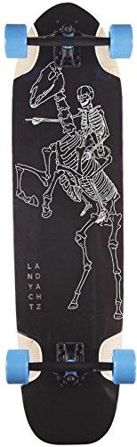 - Landyachtz Osteon Horse Longboard Skateboard Complete 2017 New