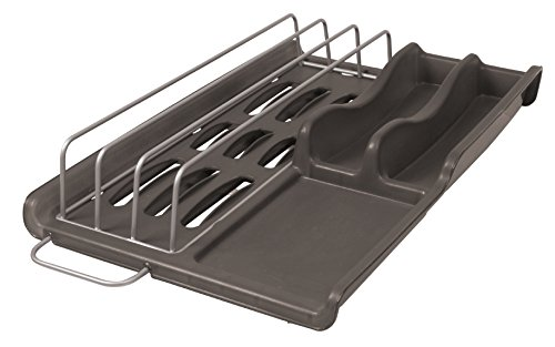 Rubbermaid Slide-Out Vertical Lid and Pan Organizer