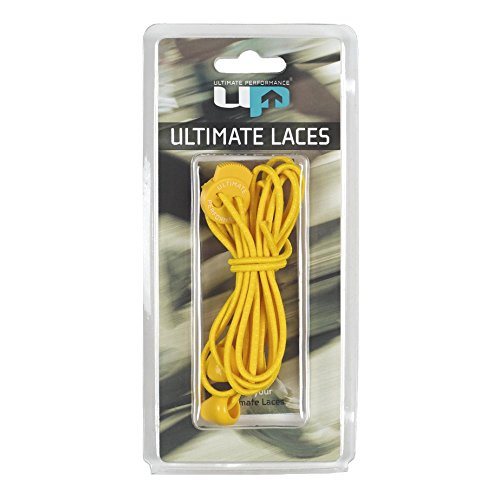 Ultimate Performance Elastic Laces - AW16 Amarillo