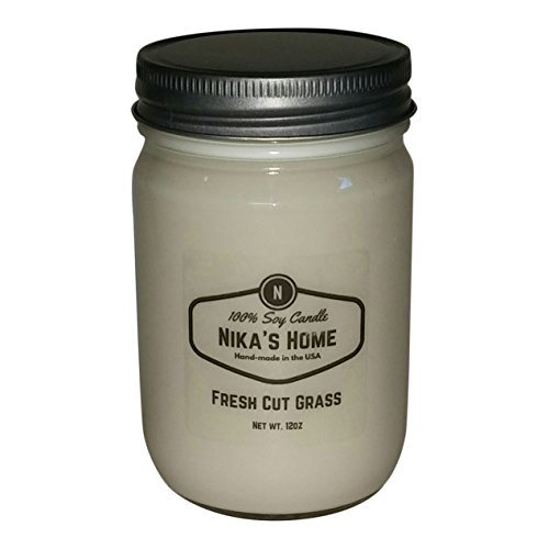 Nikas Home Fresh Grass Candle product image