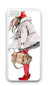 Back Cover Case Personalized Customized Diy Gifts In A iphone 5c case for men funny - Illustration beautiful models
