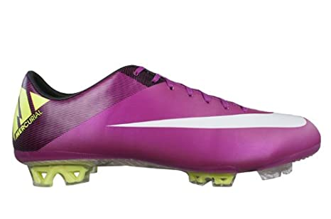 wholesale dealer 39ee1 077aa Image Unavailable. Image not available for. Colour Nike Mercurial Vapor  VII FG Mens soccer BootsCleats ...