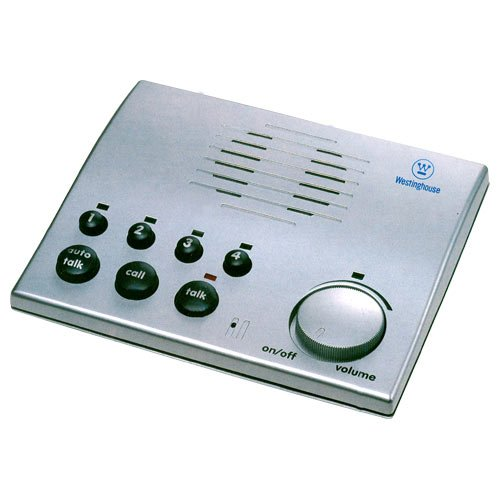 Westinghouse 4 Channel Intercom (Westinghouse 4 Channel Voice-Activated Intercom)