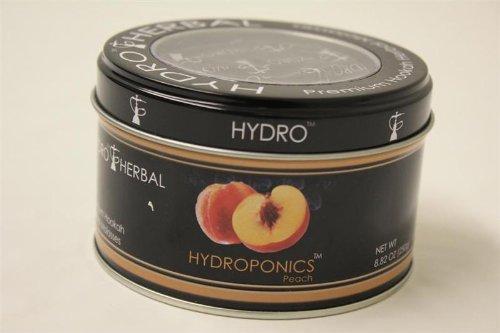 Hydro Herbal 250g Peach Hookah Shisha Tobacco Free Molasses by Texas Hookah