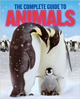 Wildlife atlas: a complete guide to animals and their habitats.