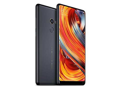 Mi Mix 2 (Black, 6GB RAM, 128GB Storage)