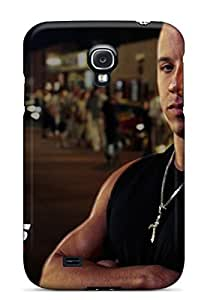 New UqLYr1736IARJX Vin Diesel Fast And Furious 6 Skin Case Cover Shatterproof Case For Galaxy S4
