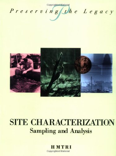 Site Characterization: Sampling and Analysis (Best Site For Technical Analysis)