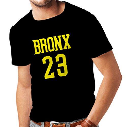 T Style Pour Bronx Rue Hommes Lepni Mode me Jaune Noir 23 shirt 5wqC87