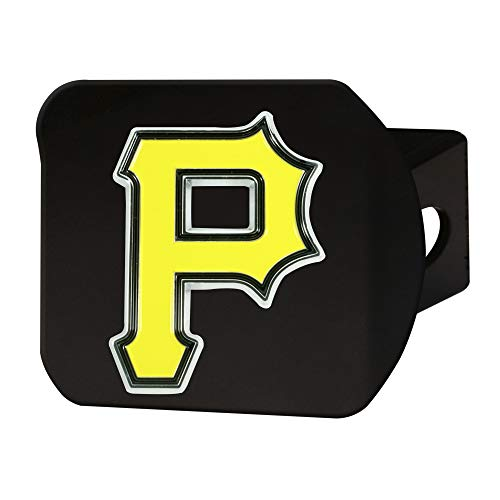 FANMATS MLB - Pittsburgh Pirates Color Hitch - Black