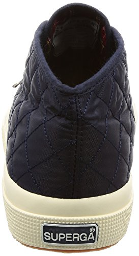 Sneaker Collo quiltenylw 2754 Alto A Superga Uomo Navy qERvwpIH