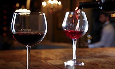 Bormioli Rocco Riserva Wine Glasses, Set of 6