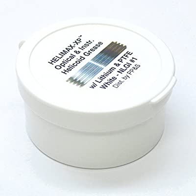 MicroLubrol Helimax-XP Camera Telescope Optical Instrument Focusing Helicoid Grease w/ PTFE 1oz 28g