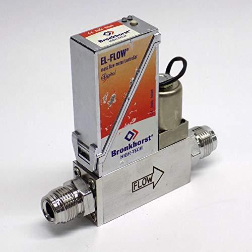 Mass Flow Controller - Bronkhorst SEZ-106F High-Tech EL-Flow Digital Mass Flow Controller; 50 ln/min N2